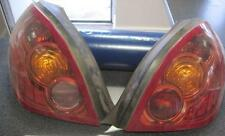 NISSAN ALMERA N16 02 2003 2004 2005 Driver or PASSENGER REAR BACK LIGHT CLUSTERs