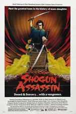 Shogun Assassin PoSter 01 A4 10x8 Photo Print