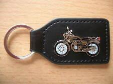 Schlüsselanhänger Honda CB 500 / CB500 Four braun brown Art. 0334 Motorrad