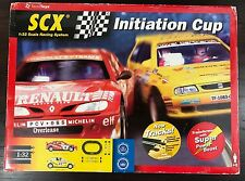 TechniToys SCX 1:32 Scale Slot Car Tracks Initiation Cup Racing System 2002 New