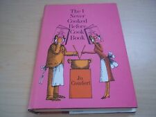 Vintage The I Never Cooked Before Cook Book - Jo Coudert - 1963