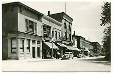 "1951 Vintage Postcard - ""West Maple St"" - LANCASTER, WI"