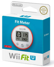 Nintendo Wii U Fit Meter Red IT IMPORT NINTENDO