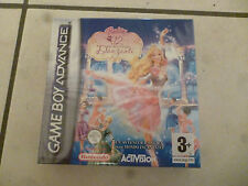 gameboy  game boy advance barbie e le 12 principesse danzanti  the 12 dancing