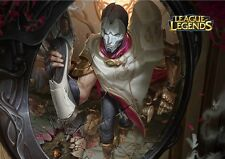 POSTER LEAGUE OF LEGENDS JHIN BASE KATARINA TEEMO RAMMUS MORGANA JANNA #17