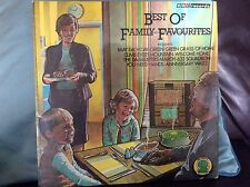 "BEST OF FAMILY FAVOURITES 12"" VINYL LP BBC REC 1978 VGC #FREE P&P UK#"