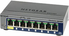 *NEW* NETGEAR GS108T PROSAFE 8 PORT GIGABIT SMART SWITCH
