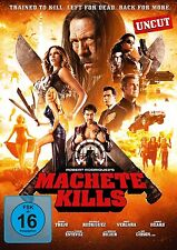 VARIOUS - MACHETE KILLS (UNCUT)  DVD NEU