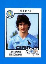 CALCIATORI PANINI 1982-83 Figurina-Sticker n. 180 - CRISCIMANNI - NAPOLI -New