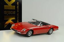 1966 Ferrari 365 California Spyder red 1:18 KK KKDC180051
