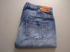 Lee Reva jeans donna W28 L35 BLU GAMBA DRITTA VINTAGE levy255