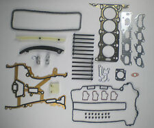 Testa Guarnizione Set Bulloni TIMING CHAIN KIT Astra Combo Corsa 1.2 1.4 Z12XEP Z14XEP