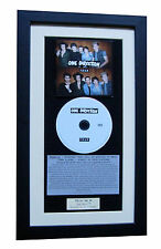 ONE DIRECTION Four CLASSIC CD Album GALLERY QUALITY FRAMED+EXPRESS GLOBAL SHIP