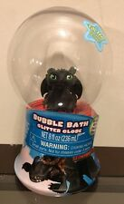 How To Train Your Dragon Toothless Bubble Bath Glitter Globe