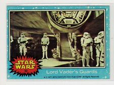1977 Star Wars Series 1 Blue Single Card #32 NM straight from a wax Pack