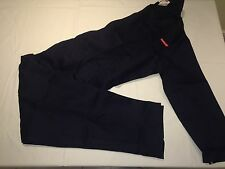 New Mens WD404 Dickies Proban Coverall.  Navy 54 Chest.  K84