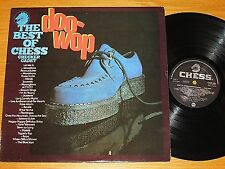"""REISSUE DOO WOP GROUP LP - VARIOUS ARTISTS - CHESS 2004 - """"THE BEST OF CHESS..."""""""