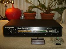 Multivox FR7M Rhythm Ace, with Footswitch, Pre Roland, Vintage Drum Machine