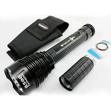 Super Bright 8500Lumen 7x CREE XML T6 LED Flashlight Torch TrustFire TR-J18 UK
