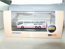 Oxford NIRZ001 N Gauge 1/148 Scania Irizar Coach Bus Eireann Eurolines London