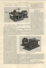 1924 Hollis Carpintería Sierra circular de materiales de ingeniería de precio fluctuaciones