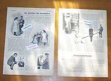 Im Zeitalter der Automaten – ORIGINAL – um 1905 / 1910