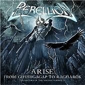 Rebellion Arise - From... (3d Cover) CD