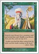 WORLDLY TUTOR Sixth Edition MTG Green Instant Unc