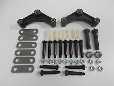 Greaseable Tandem Axle Trailer Suspension Rebuild Kit Wet 3/4 Center bolt EQ 458