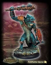 Antimatter Games Shadowsea Ridgeback Lizardman Breaker Of The Draconid Legion