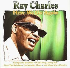 Here We Go Again by Ray Charles (CD, Jun-2003, BCI Music (Brentwood) WORLD SHIP