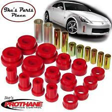 Prothane 14-210 Frt Upper&Lwr Control Arm Bushings for Nissan 350Z&Infinity G35
