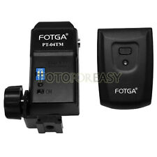Wireless Flash Trigger PT-04 TM PT-04TM Unit 4 Channel