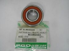 OEM PGO Scooter T-Rex 50/110/125/150 Double Sealed Ball Bearing 96530622200