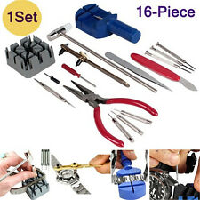 TIME MART 16-Piece Watch Repair Tool Kit - BNEW - Authentic