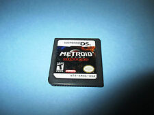 Metroid Prime Hunters (Nintendo DS) Lite DSi XL 3DS 2DS Game