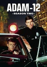 ADAM 12 SEASON 2 New Sealed 4 DVD Set 26 Episodes