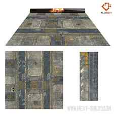 Infinity 2 / Rice Field 2 – Double-Sided 36″ x 36″ Mat for Battle Games