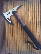 "16"" Survival Tactical Camping Tomahawk Throwing Axe Hunt Down 8246"