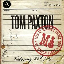 Tom Paxton - Live at McCabe's Guitar Shop [New CD]