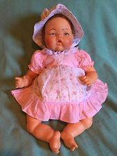 "OTT 19.  THUMBELINA DOLL has WOODEN KNOB & SHE WORKS! Ideal Vintage 19"" Doll"
