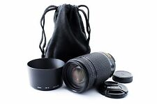 Nikon NIKKOR 70-300mm f/4-5.6 D AF ED Lens w/hood case [Exc+++] from Japan #640
