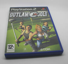Fuorilegge golf SONY PS2 PLAY STATION