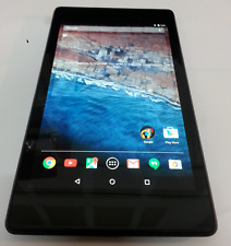ASUS Nexus 7 2nd Gen - 16GB - Black - Great Condition - Works Good!!!