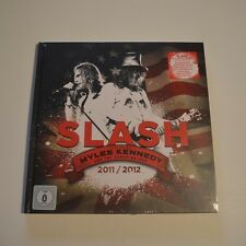 SLASH - 2011/2012 - 2CD/2DVD LTD. EDITION NEW & SEALED