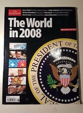 THE ECONOMIST THE WORLD IN 2008