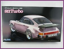 PORSCHE 911 TURBO KIT * * FUJIMI * scala 1:24 * OVP * NUOVO