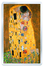 GUSTAV KLIMT DER KUSS THE KISS FRIDGE MAGNET IMÁN NEVERA