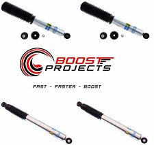 Bilstein B8 5100 Monotube Shock Absorbers Front & Rear For Silverado 2500 HD