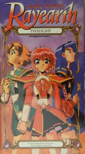 Magic Knight Rayearth Vol. 4 - Twilight (VHS, 1999, Subtitled)